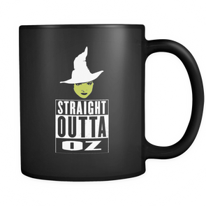 Straight Outta OZ Mug