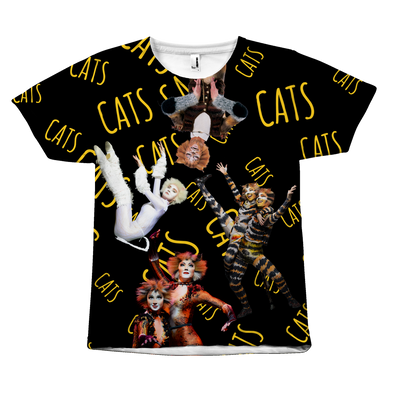 CATS Everywhere Tee
