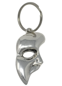 Phantom of the Opera Mask Keychain