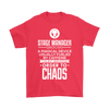 Stage Manager Basic Tee