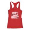 I Don't Speak I Project Tank