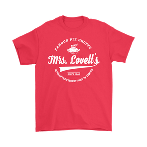 Mrs. Lovett's Basic Tee
