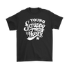 Young Scrappy & Hungry Basic Tee