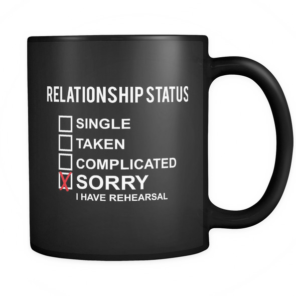 Thespian Relationship Mug