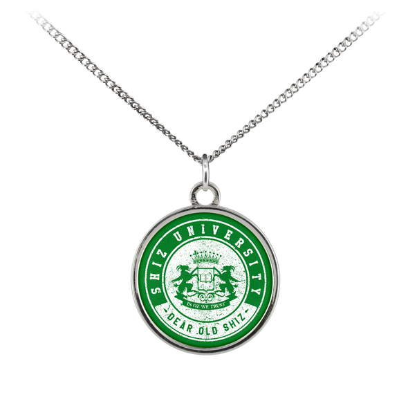 Shiz University Coin Necklace