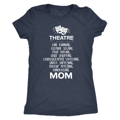 Theatre Mom Women's Tee