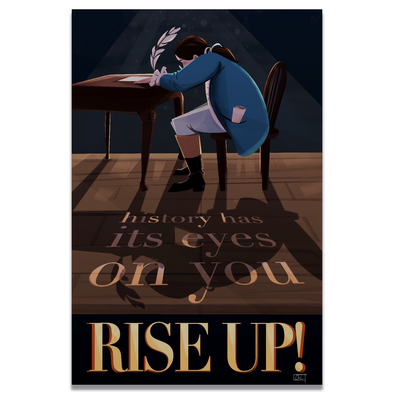 Rise Up! Poster