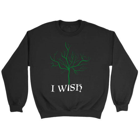 I Wish Crew Sweatshirt