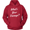 What's Your Damage? Hoodie