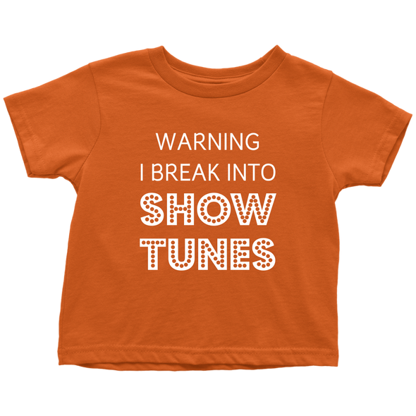 Break Into Showtunes Toddler