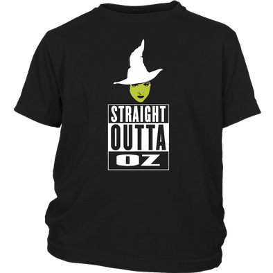 Straight Outta OZ Kids