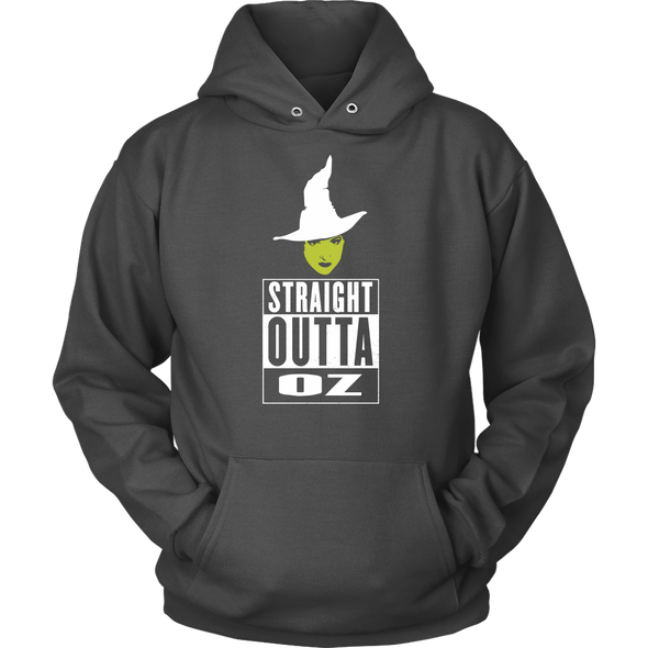 Straight Outta OZ Hoodie
