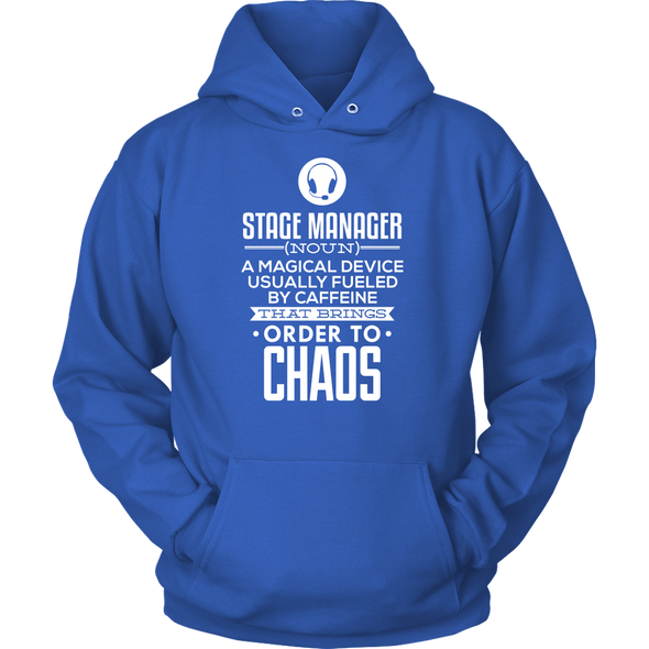 Stage Manager Hoodie