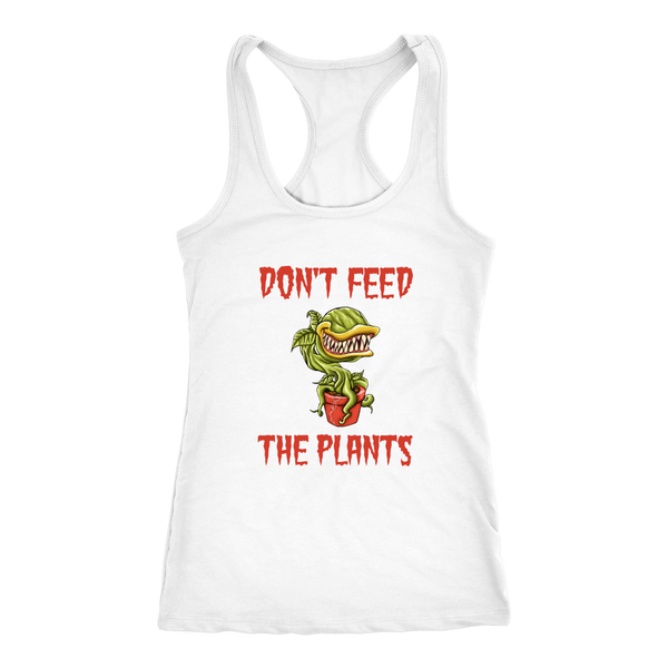 Don't Feed The Plants Tank