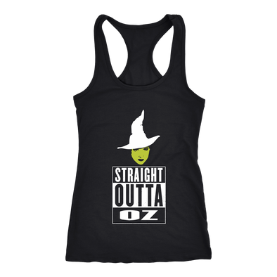 Straight Outta OZ Tank