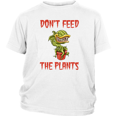 Don't Feed The Plants Kids