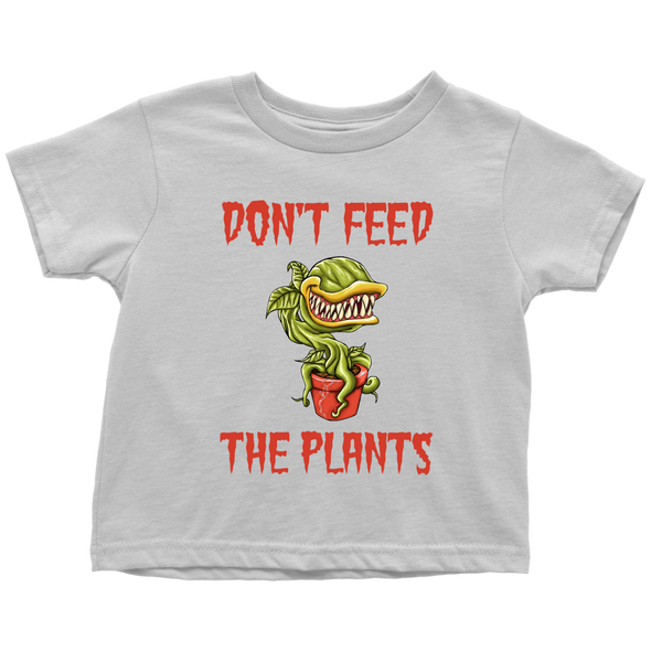 Don't Feed The Plants Toddler