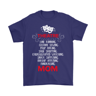 Theatre Mom Basic Tee
