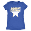 Immigrants We Get The Job Done Women's Tee