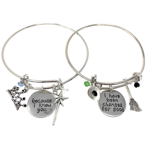 Wicked Charm Friendship Bracelet Set