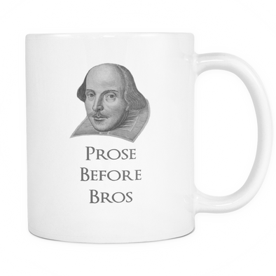 Prose Before Bros Mug