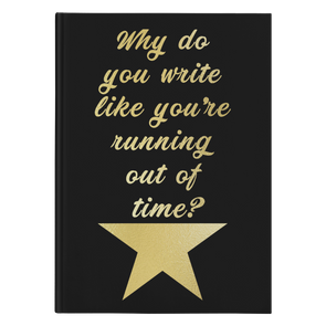 Hamilton Hardcover Journal