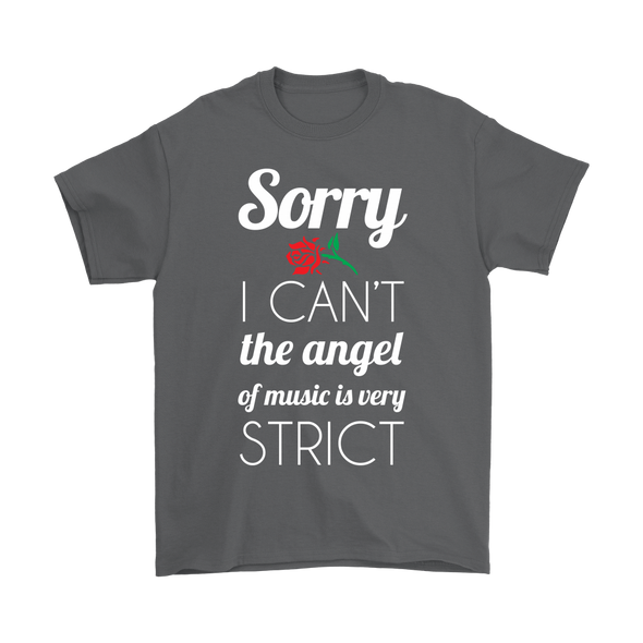 Angel of Music Basic Tee