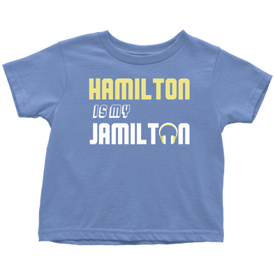 Jamilton Toddler Tee