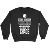Stage Manager Crew Sweatshirt