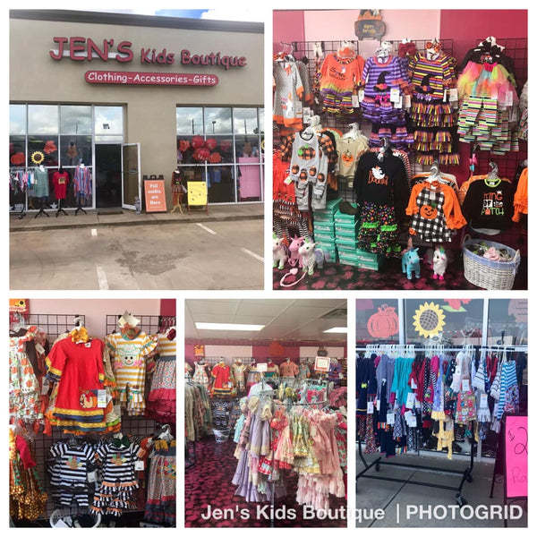 Jen's Kids Boutique Fall Is Here