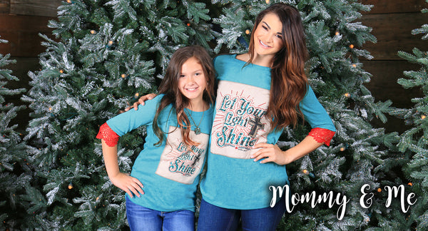 Now At Jen's Kids Boutique Mommy & Me Outfits
