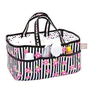 Trend Lab Zahara Stripe Storage Caddy - JEN'S KIDS BOUTIQUE