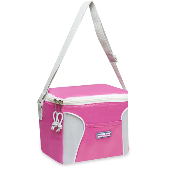 Schools In Awesome Fun Pink and White Lunch Bag - JEN'S KIDS BOUTIQUE