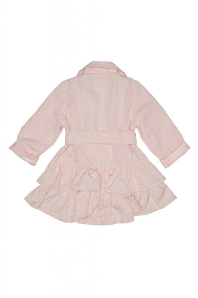 Biscotti-Kate Mack Princess Pink Coat - JEN'S KIDS BOUTIQUE