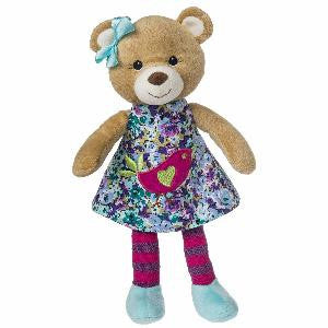 "Fernwoods Woodland Critters Willow Bear Plush Toy, 11"" - JEN'S KIDS BOUTIQUE"