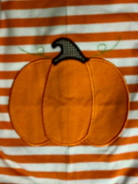 True Adorable Pumpkin Boys Longall - JEN'S KIDS BOUTIQUE