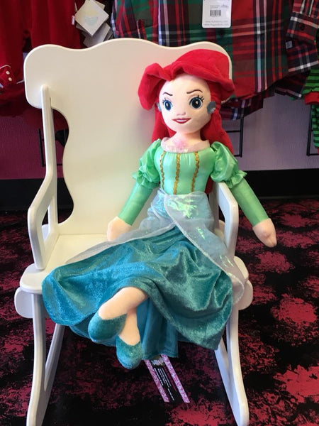 Princess Plush Adorable Ariel Mermaid  Dolls - JEN'S KIDS BOUTIQUE