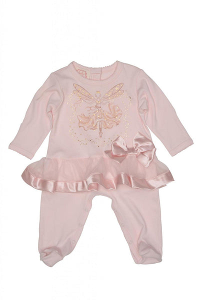 Biscotti-Kate Mack infant Princess Footie - JEN'S KIDS BOUTIQUE
