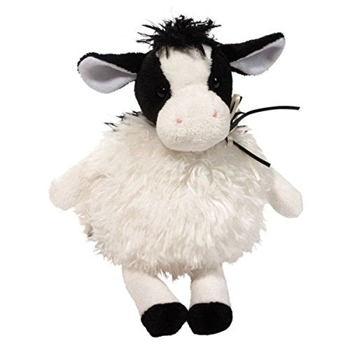 "Douglas Dolly Puff Cow 8"" by Douglas Toys - JEN'S KIDS BOUTIQUE"
