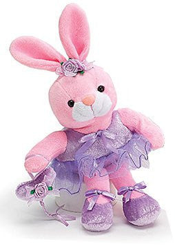 Burton and Burton Ballerina Bunny - JEN'S KIDS BOUTIQUE