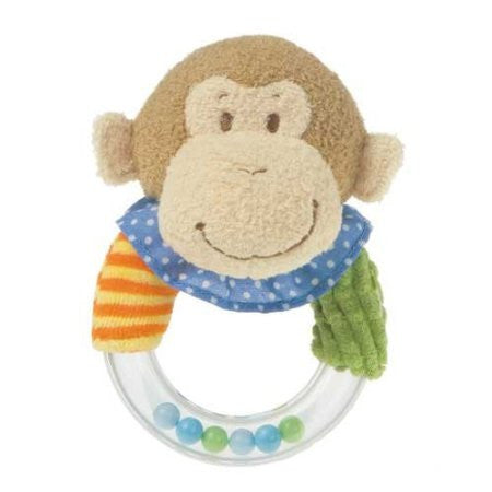 Mary Meyer Rattle, Mango Monkey - JEN'S KIDS BOUTIQUE