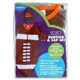 SOZO Blunting and Cap Set Football - JEN'S KIDS BOUTIQUE