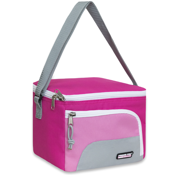 Schools In Awesome Lunch Bags Hot Pink - JEN'S KIDS BOUTIQUE