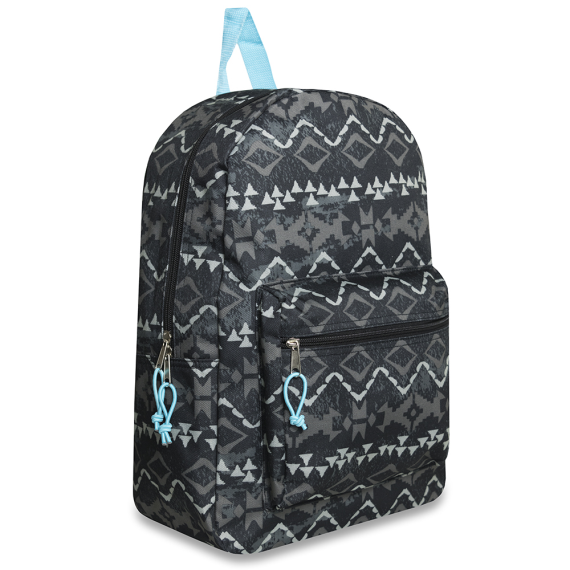 Schools In Backpack Black Crazy - JEN'S KIDS BOUTIQUE