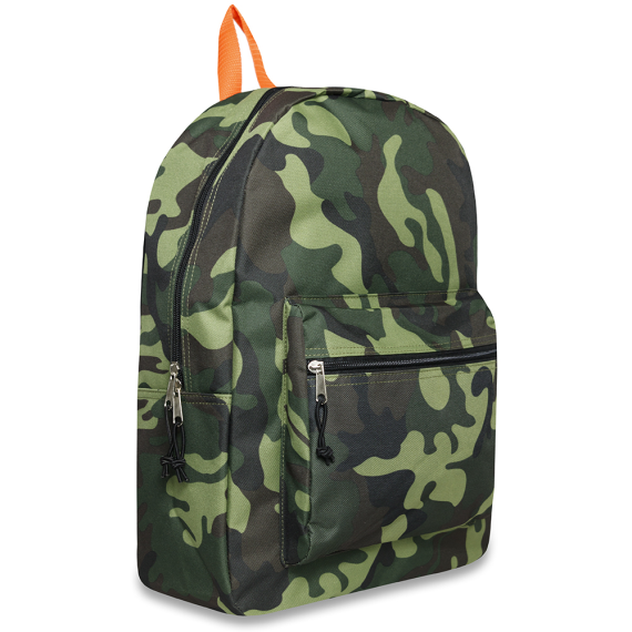 Schools In Backpack Camo Crazy - JEN'S KIDS BOUTIQUE