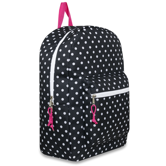 Schools In Backpacks Polka Dot Crazy - JEN'S KIDS BOUTIQUE