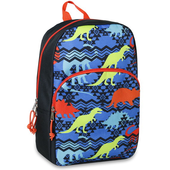 Schools In Backbacks Dino Fun - JEN'S KIDS BOUTIQUE