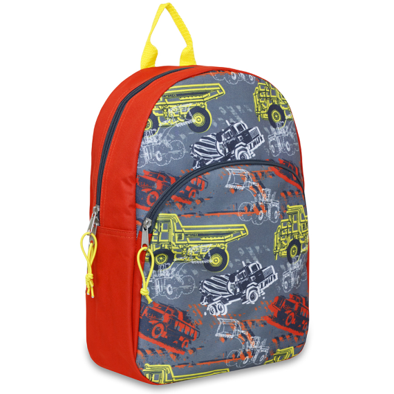 Schools In backpacks Firetruck Crazy - JEN'S KIDS BOUTIQUE