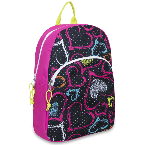 Schools In Backpacks Hearts On Fire - JEN'S KIDS BOUTIQUE