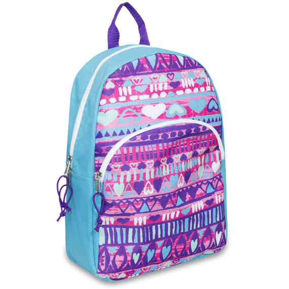 Schools In Backpacks Playful Crazy - JEN'S KIDS BOUTIQUE